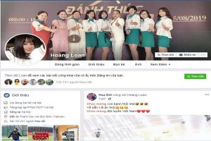 facebook hoang loan seagame