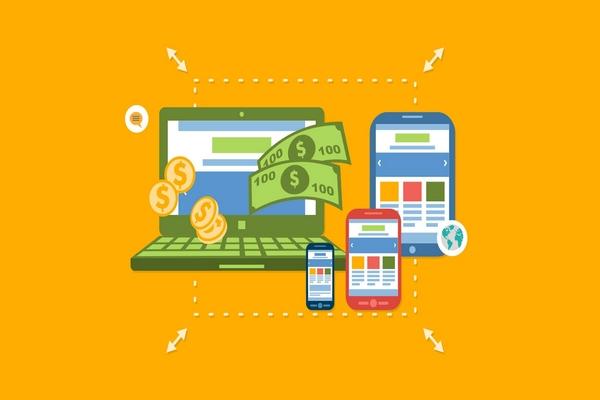 Kiếm tiền qua mạng bằng cách xem quảng cáo