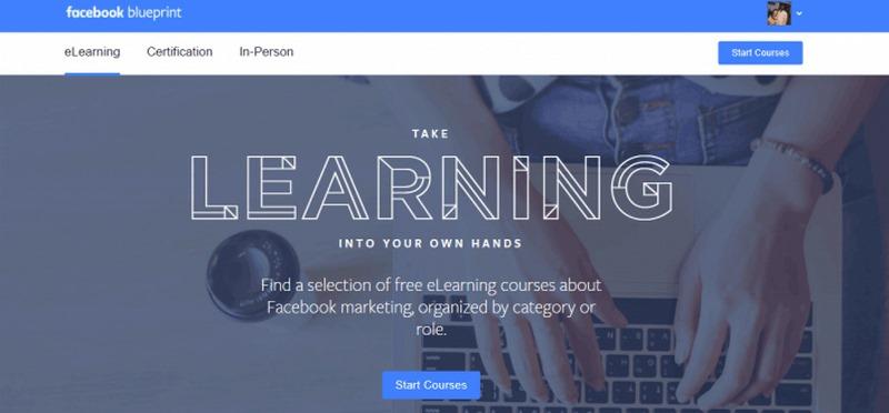 Chương trình đào tạo facebook blueprint